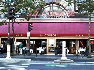 Brasserie La Coupole, Boulevard du Montmartre