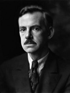 Eugene O'Neill -- 1888 - 1953; (Courtesy Wikipedia)