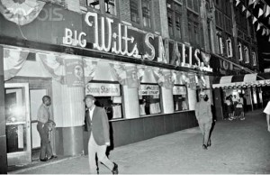 Big Wilt's Smalls Paradise on 135th Street