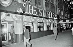 Big Wilt's Smalls Paradise on 135th Street