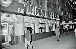 Wilt's Small's Paradise as the name was in 1945