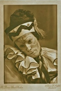 Petrushka by Nijinsky in 1911, the original performance